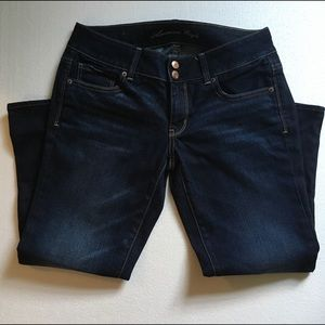 American Eagle Outfitters | Dark Wash Artist Jeans